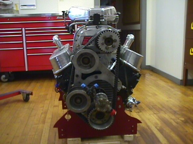 Engine Machine Shop >> Engine Rebuilding Performance Marine & Vintage ...